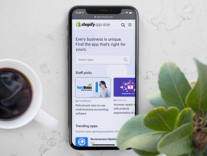 FreshBooks case study Shopify App Store