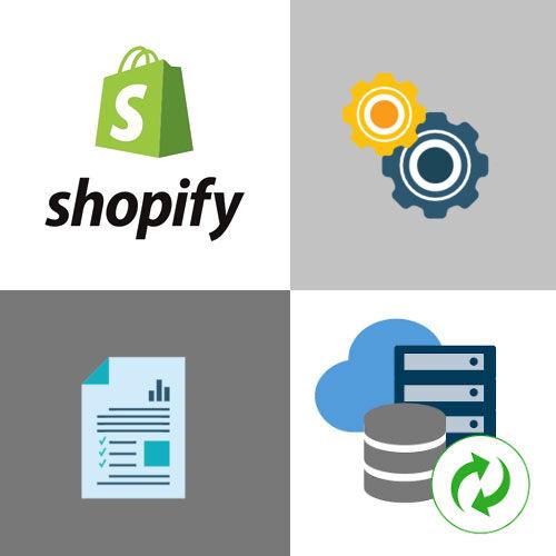 shopify erp
