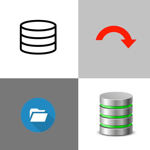 legacy database transform