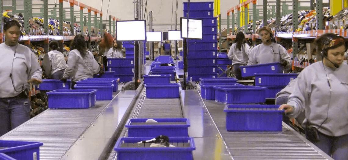 amware third party logistics hub
