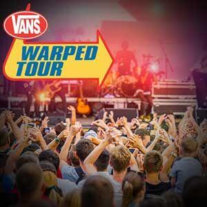 tour manager warped tour